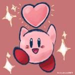 Kirby-Friend Heart