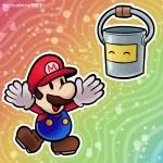 Mario & Huey